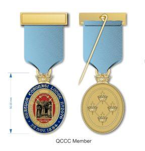 New QCCC Jewel